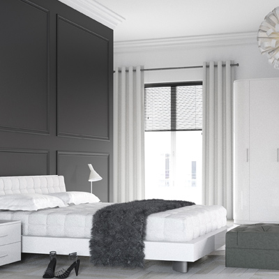 contemp-bedroom-white-high-gloss